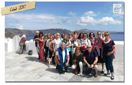 Flumen Viaggio nelle Isole Cicladi - 2017