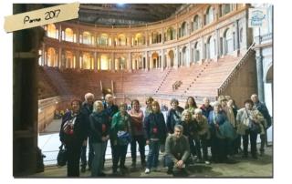 Flumen Viaggio a Parma -Teatro