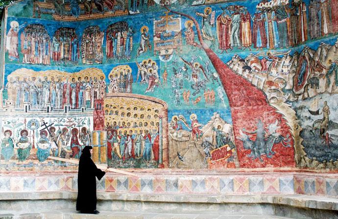 Monastero di Suceava - Romania