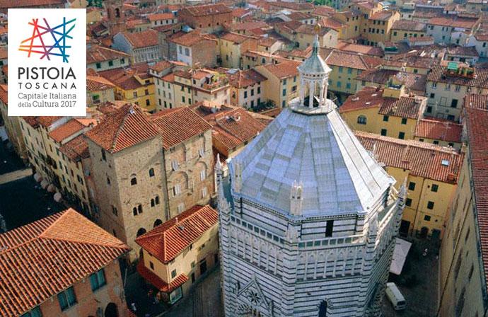 Pistoia - Capitale della cultura italiana 2017