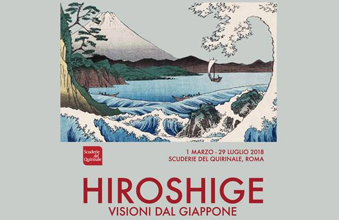 Hiroshige - Visoni dal Giappone