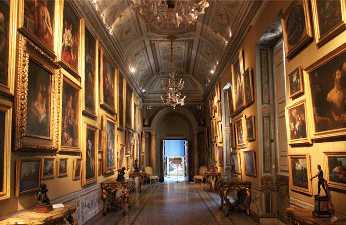 Galleria Corsini a Roma