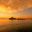 Rodi al tramonto