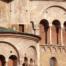 Particolare del Duomo di Modena