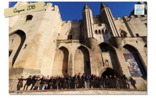 Viaggio di Capodanno 2018 ad Avignone