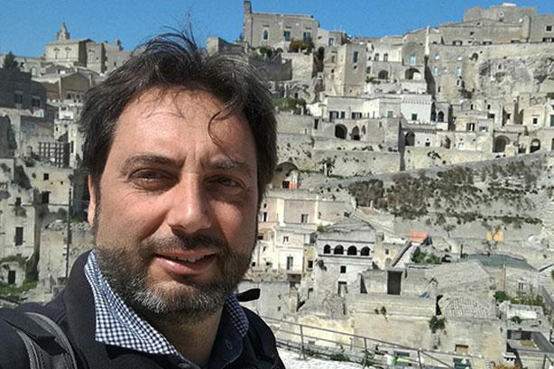 Gabriele Rossoni - Archeologo